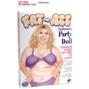 Fat-Ass inflatable doll