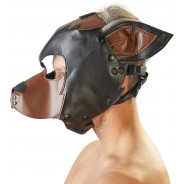 Fetish Collection – Dog Mask