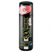 Hot Exxtreme Glide Silicone 100ml