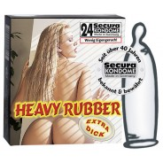 Secura Heavy-Rubber Extra Thick