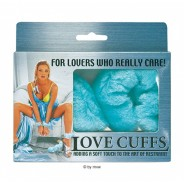 Love Cuffs Blue