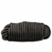 Bondage Rope 10m Black