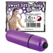 Sweet little thing vibrator