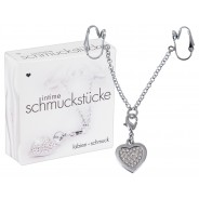Intimate Heart - Shaped Chain