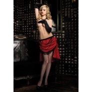 Leg Avenue-Bombshell bustle skirt