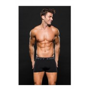 Envy - Seamless Trunk Black With Gray Logo