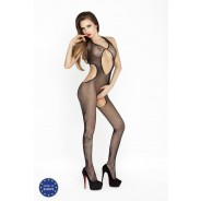Passion - Black Powernet Bodystocking
