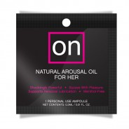 Sensuva - On Arousal Oil For Her Original Ampoule 0,3 Ml