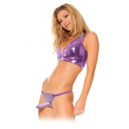 Fetish Fantasy - Classic Strap-on And Harness Purple