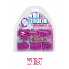 My First 5x Finger Vibe