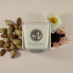 Helessence – Olibanum & Almond Massage Candle