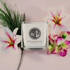 Helessence – Black Pine & Lily Massage Candle