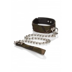 Colt – Camo Collar & Leash