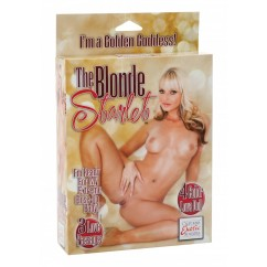 California Exotics - The Blonde Starlet Love Doll