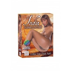 California Exotics - India Nubian Love Doll