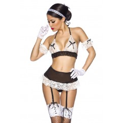 Sexy Maid Lingerie Set