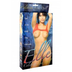 7 Creations - Elle Celbrity Doll