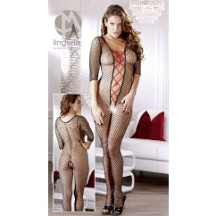 Catsuit Lacing