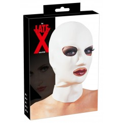 Latex Mask – White