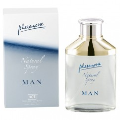 Hot Man Pheromone Natural Spray