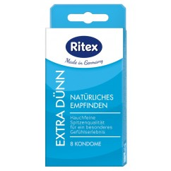 Ritex Extra Thin 8pcs