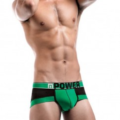 Male Power – Fullback Bikini Black And Green