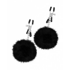 Fetish Fantasy - Pom Pom Nipple Clamps