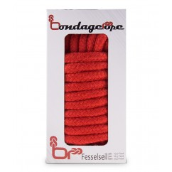 Bondage Rope 10m Red