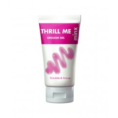 Minx Thrill Me Orgasm Gel White 50ml