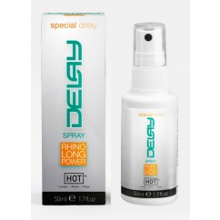 Hot Delay Spray 50ml