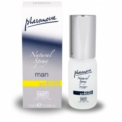 Hot Man Natural Spray Pheromone Extra Strong 10ml