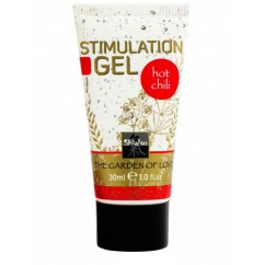 Shiatsu Stimulation Gel Hot Chili 30ml