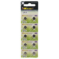 Lr41 Batteries 10pcs