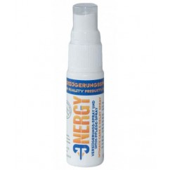 Energy delay spray