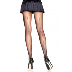 Leg Avenue - Plus Size Backseam Pantyhose