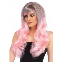 Leg Avenue – Blended 2 Tone Pastel Long Wig