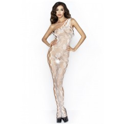 Passion – Lace Bodystocking White