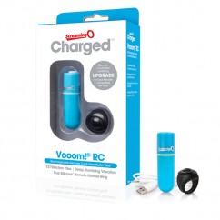 The Screaming O - Charged Remote Control Vooom Bullet Blue