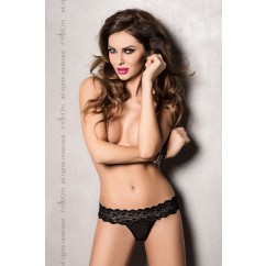 Passion - Kalypso Panty Black