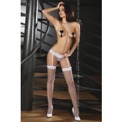 Livia Corsetti – Celandine Garter Belt & Stockings