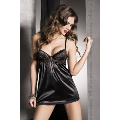 Passion – Sharon Chemise Black