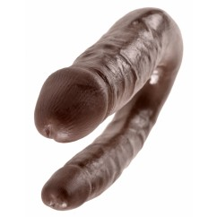 Pipedream – King Cock Double Penetrator S Brown