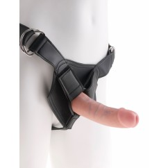Pipedream – King Cock Strap-on Harness With 6'' Dong