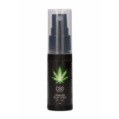 CBD - Cannabis Delay Spray 15ml