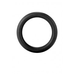 Twiddle Ring Large Black