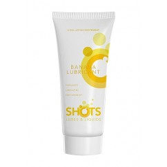Shots - Banana Lubricant 100ml